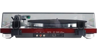 Teac - Stereo Turntable - Gloss Cherry