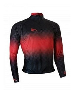 Camiseta Progne Ciclista Manga Longa