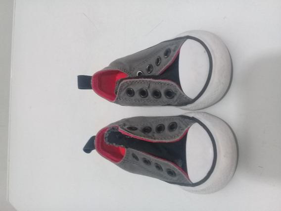 Zapatos Deportivos Converse All Star Gris (precios Varios)
