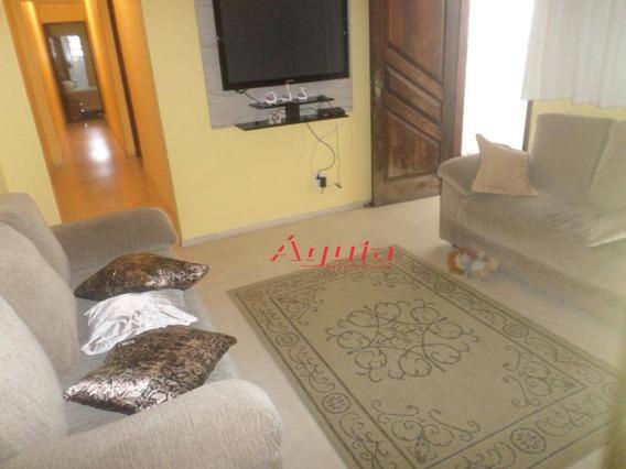 Casa Com 3 Dormitórios À Venda, 114 M² Por R$ 395.000,00 - Parque Oratório - Santo André/sp - Ca0547