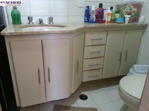Imagem 1 de 15 de Apto Com 72 M², 03 Dormitórios, Banheiro, Sala, Cozinha, Área De Serviço, Garagem. - Mc1525
