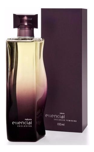 Perfume Mujer Essencial Exclusivo Eau Parfum Producto Natura