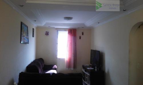 Apartamento Padrão Para Venda Em Conjunto Habitacional Brigadeiro Eduardo Gomes São Paulo-sp - 449