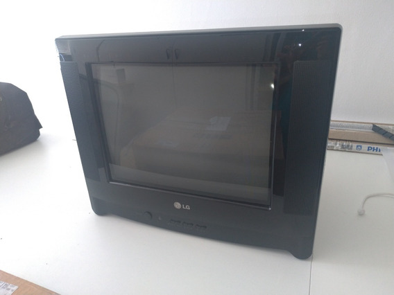 Tv Tubo 14 Polegadas - Modelo 14fk3rb-l2 Lg Usado