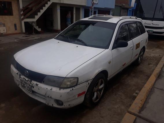 Mazda Familia G