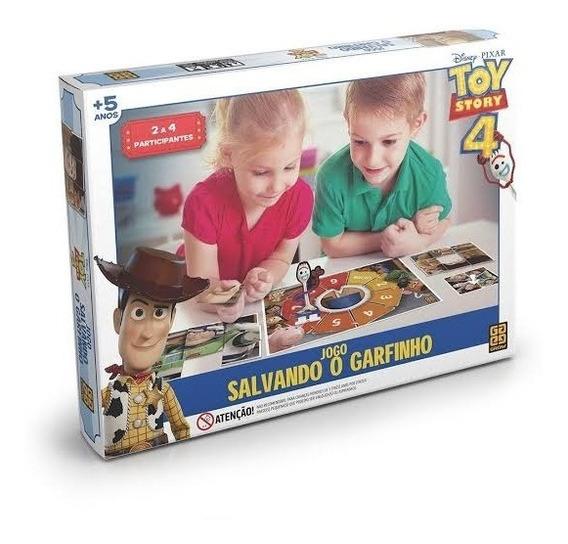Jogo Salvando O Garfinho Toy Story 4 Grow 03772