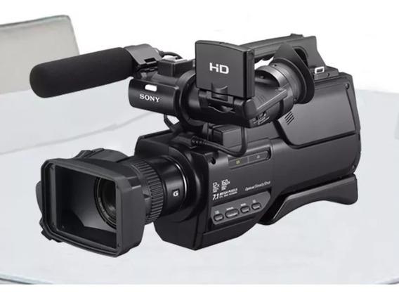 Filmadora Sony Mxr Mc 2000n +iluminador+3baterias +cazer+sd