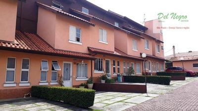 Casa De 3 Dormitórios Em Condomínio, Para Locação Próximo Ao Km 15 Da Raposo Tavares - Ca1632