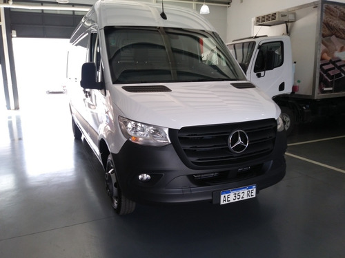 Mercedes-benz Sprinter 2.1 516 Furgon 4325