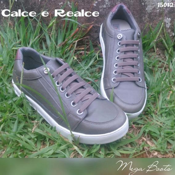 Sapatenis Mega Boots Masculino Napa - 15012