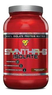 Whey Protein Isolado Syntha 6 Isolate 864g Bsn Ganho De Massa