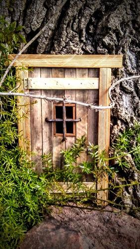 Mundos Mágicos!! Puertas De Duendes.