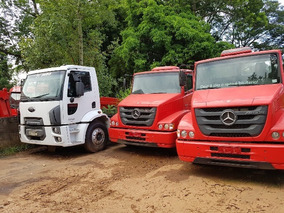 Mercedes 1319 Ano 2015 / Ford 1519 Ano 2013 / Mercedes 1319