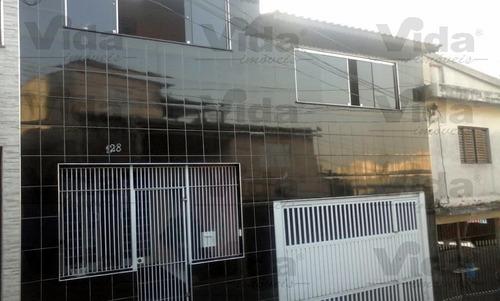 Casa Sobrado  A  Venda Em Jardim Roberto  -  Osasco - 37321