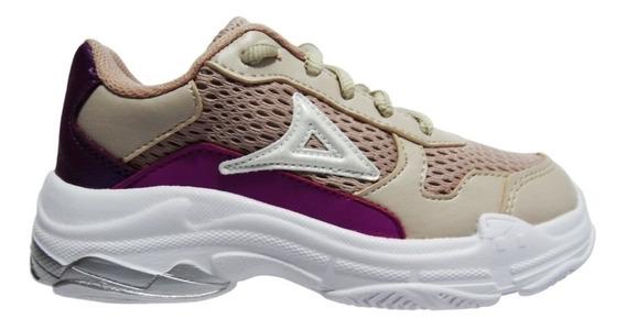 Tenis Pirma Infantil Niña Sneakers A4