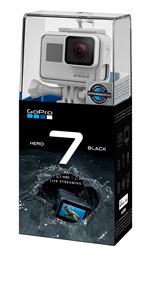 Câmera Gopro Hero7 Black - Edição Limitada Branca - Original