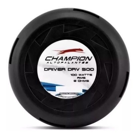 Driver Champion Drv 500 100w Rms Original Full