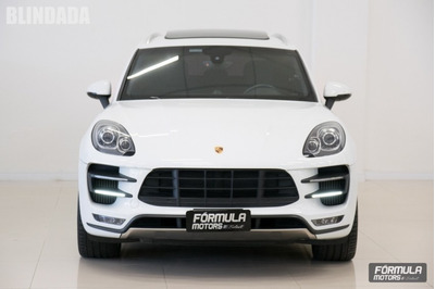 Porsche Macan Turbo (blindada)