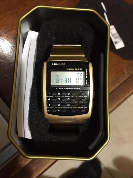 Reloj Casio De Calculadora Tipo Vintage Original