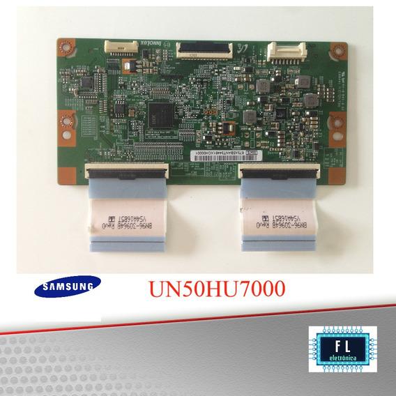 Placa T-com Tv Samsung Un50hu7000 ; V500dk2cqs1