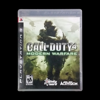 Call Of Duty 4 Modern Warfare A