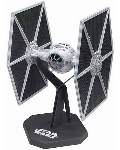Nave Tie Figther Clasico Revell 855092 Nivel 5 Star Wars