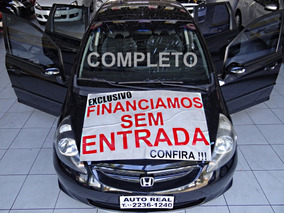 Honda Fit 1.4 Lx Flex Completo + Rodas