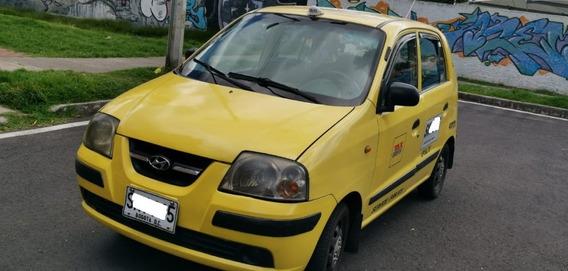 Taxi Hyundai Atos Prime Modelo 2010