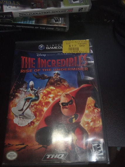 The Incredibles Rise Of The Underminer Ps3