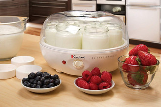 Euro Cuisine Ym80 Maquina Yogurtera Yogourt Envio Gratis