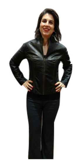 Campera Cuero Vero 10% Off Promo Cuarentena Guns Leather