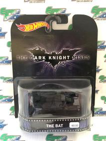 The Bat Batman Batmobile Retro Hot Wheels