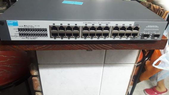 Hp 1410-24g Switch J9561a Excelente Estado