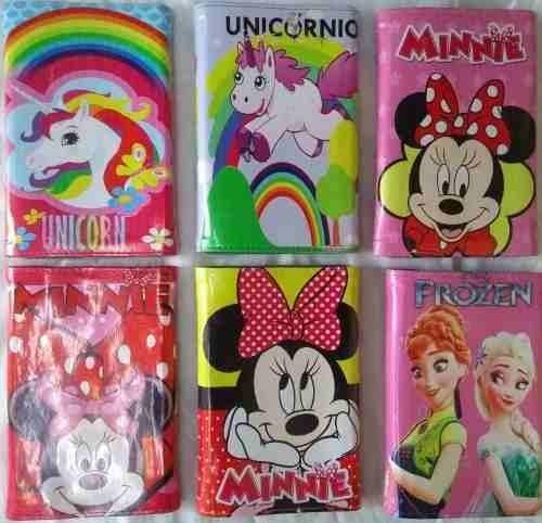 10 Capa Tablet Infantil 7disney Barbie Frozen Minions Minnie