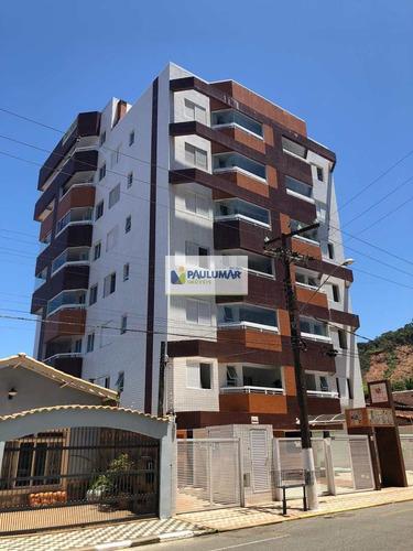 Apartamento Com 2 Dorms, Jardim Marina, Mongaguá - R$ 270 Mil, Cod: 829784 - V829784