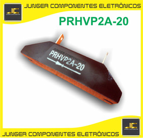 Diodo Prhvp2a-20 - Prhvp2a20- Prhvp - Prhvp2a-20 Alta Tensão
