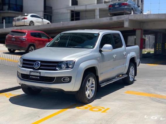 Volkswagen Amarok 2.0 Highline 4motion At 2017