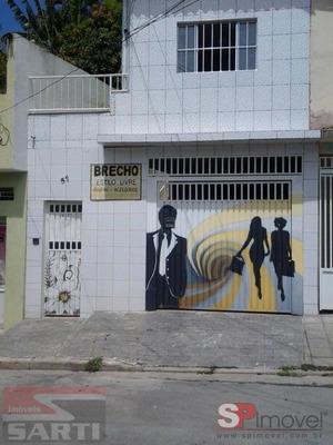 Casa Assobradada Para Venda No Bairro Freguesia Do Ó Em São Paulo - Cod: St6102 - St6102