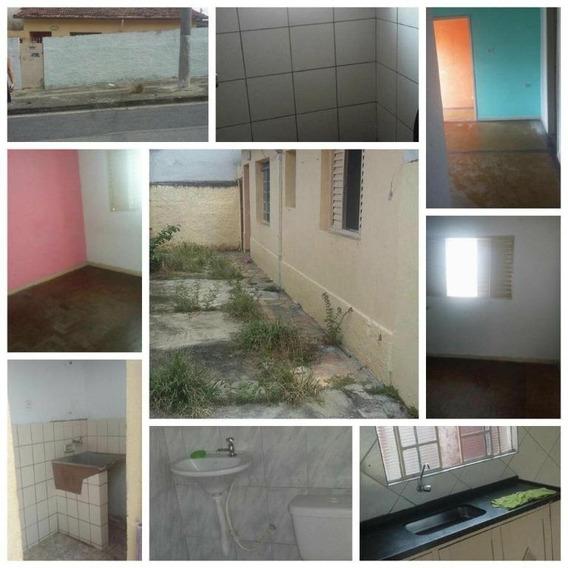 Casa Em Parque Santo Antônio, Jacareí/sp De 110m² 3 Quartos À Venda Por R$ 133.000,00 - Ca177304