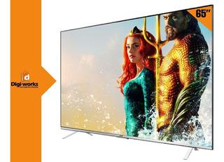 Tv Led Tcl 65 4k!!!gratis Tv Box 8gb!!!!
