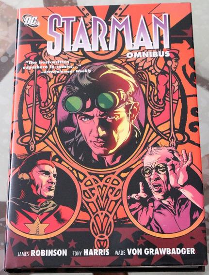The Starman Omnibus Volume 1 Importado Dc Comics James R.