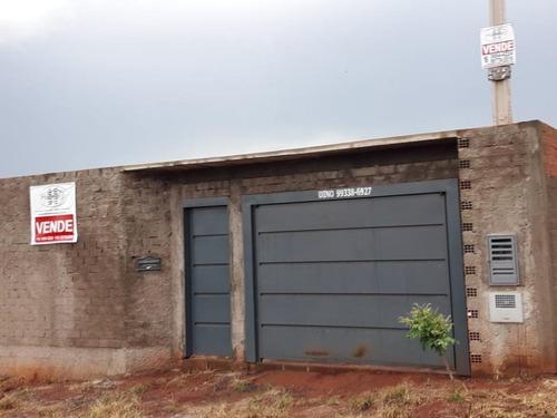 Imagem 1 de 6 de Residência Venda Construção - Ca0720