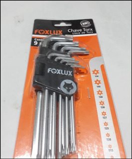 Chave Torx , Foxlux