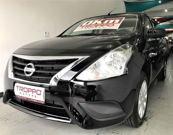 Nissan Versa 1.6 S 2020