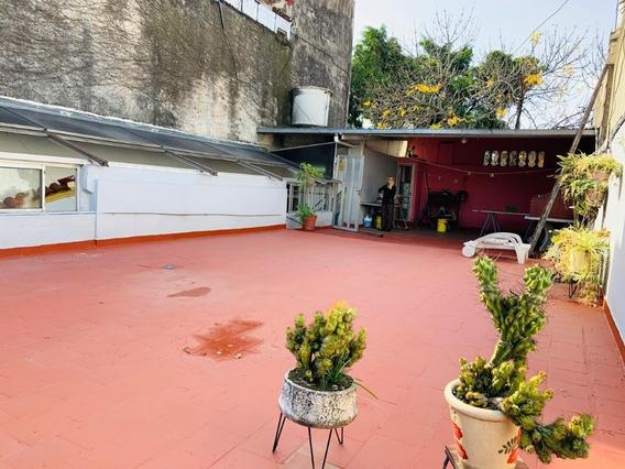 Casa 4 Amb Con Garage Y Fantastica Terraza (opc Uso Comerc)