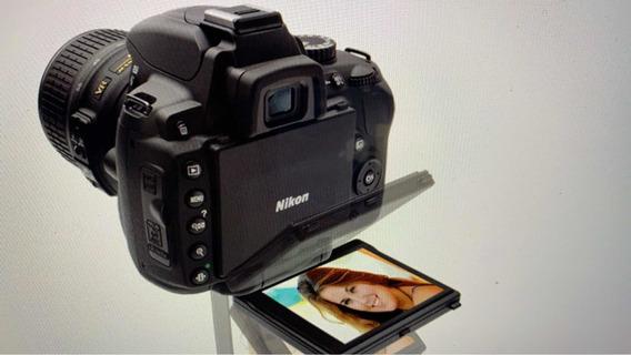 Máquina Fotográfica Nikon D5000