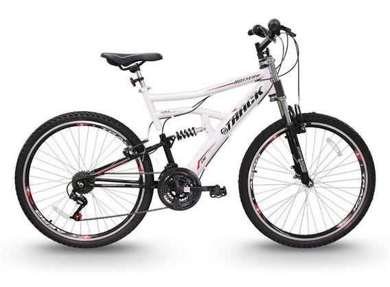 Bicicleta Track Boxxer New Mountain Bike Aro 26 Seminova