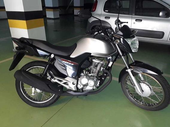 Honda Cg 160 Start City Zero Km