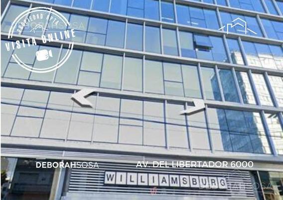 Oficina Premium En Belgrano Sobre Av. Libertador!