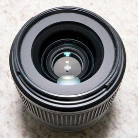 Lente Nikon 35mm F/1.8 Nikkor Fx (leia Descrição Completa)